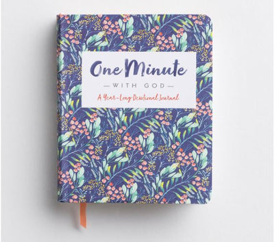 One Minute With God - Devotional Journal