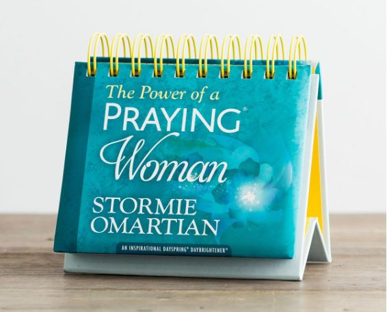 Stormie Omartian- The Power of a Praying Woman, Perpetual Calendar