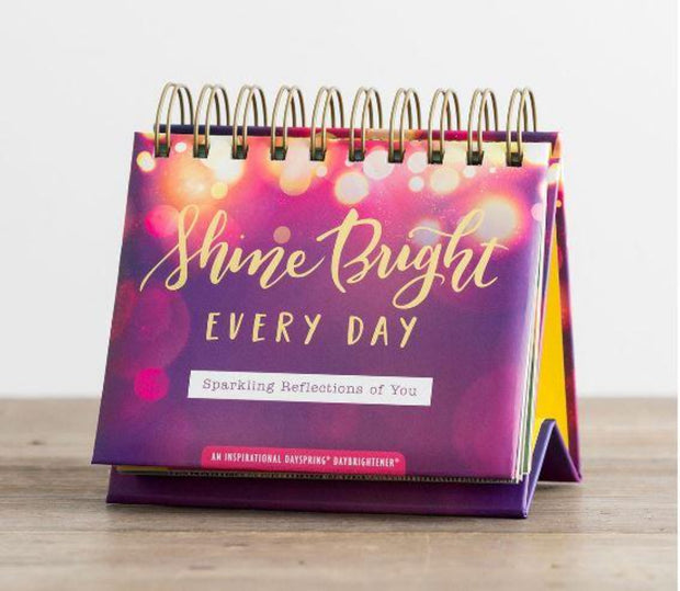 Shine Bright Every Day, Perpetual Calendar