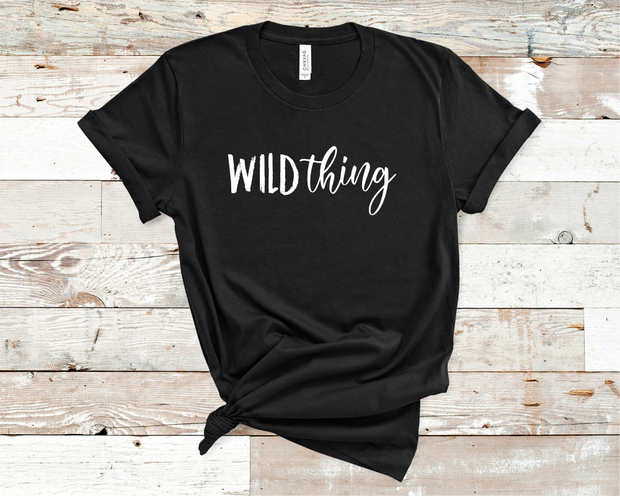 Wild Thing Graphic Tee