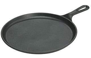 Cast Iron Crepe Pan