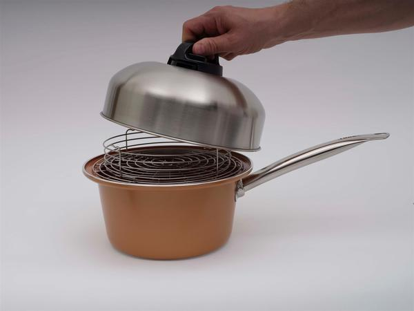 4 pc. Turbo Sauce Pan