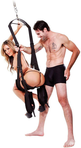 Columpio sexual estilo trapecio 100 kgs (kit)