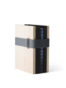 Book Binder Oak Accessories (MENU)