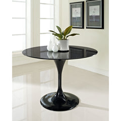 "Lippa 48"" Marble Dining Table Furniture (Modway)"