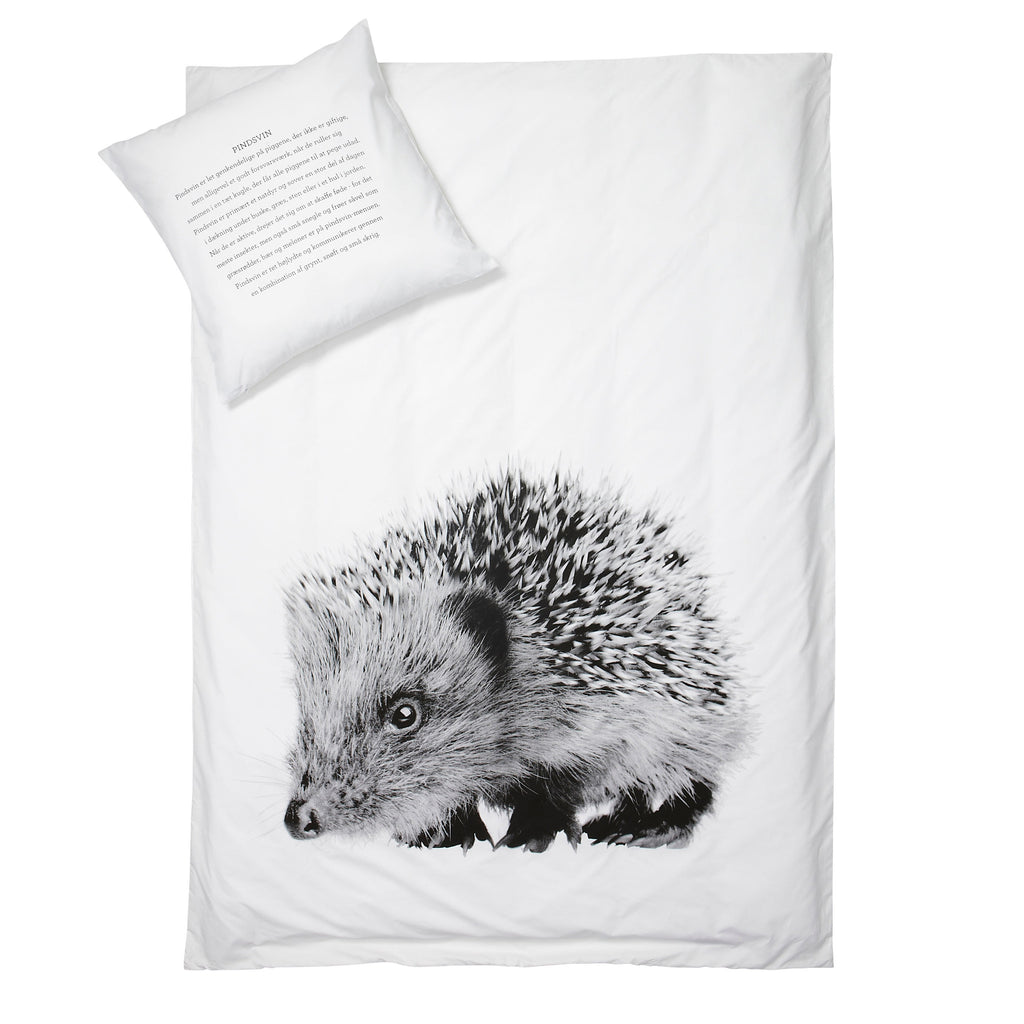 Junior Bedlinen Hedgehog Textiles (ByNord)