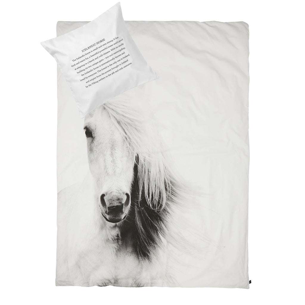 Junior Bed Linen Horse