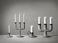 Weight Here Candleholder Large Lighting (MENU)
