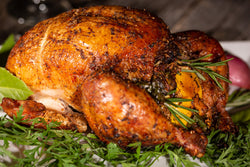 The Perfect Rotisserie Chicken from Broil king