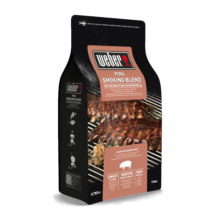 Weber® Wood chip blend, pork