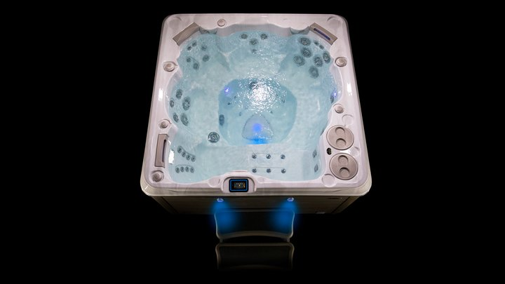 Hydropool - Self-Cleaning 770