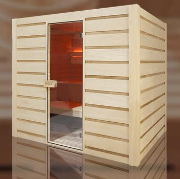 Eccolo Steam Sauna 6 person