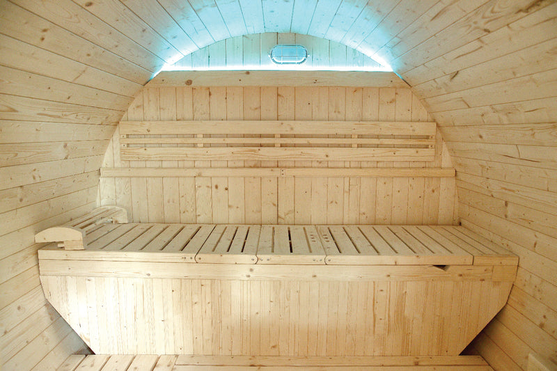 Gaia Luna Outdoor Steam Sauna 3-6 person