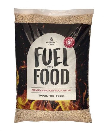 Alfresco Chef Wood Pellets- Beech 10kg