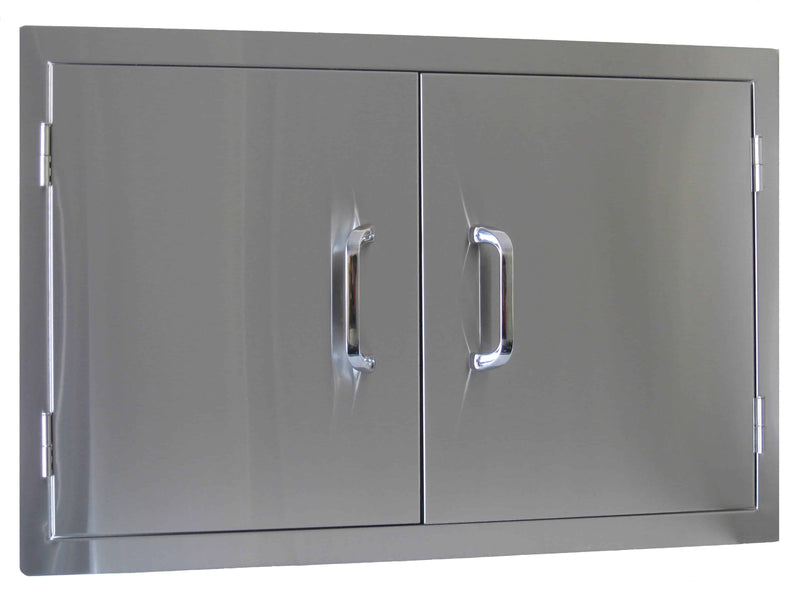 Double Door Stainless Steel