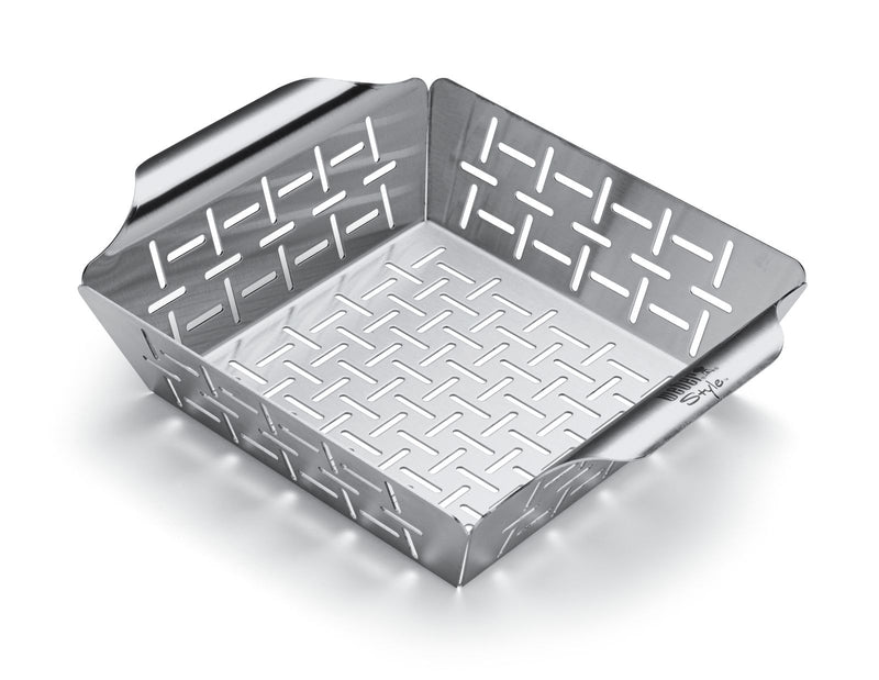 Deluxe Grilling Basket-small