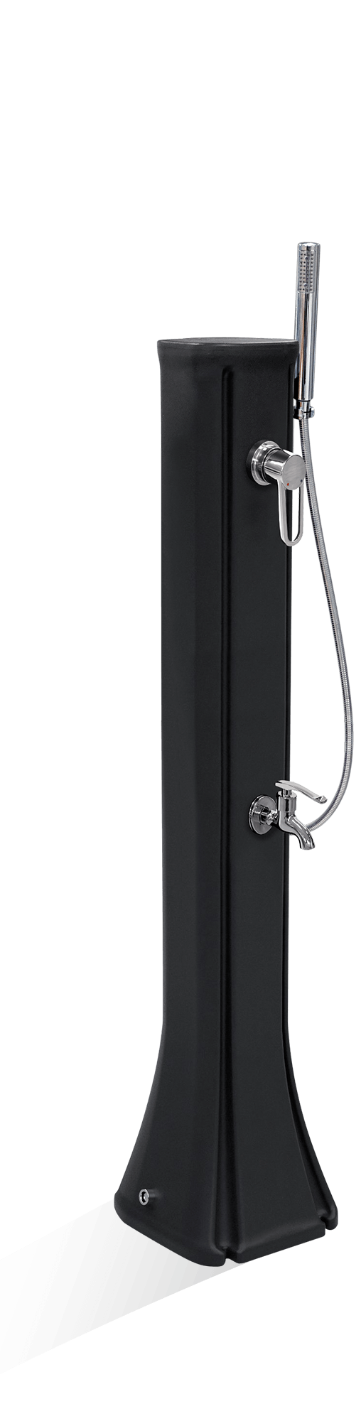 Happy Go Outdoor Shower Anthracite
