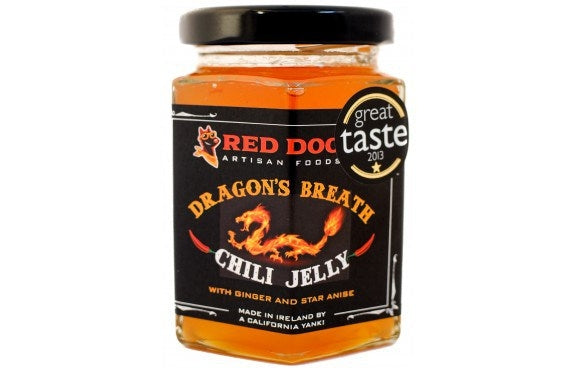 Red Dog Chili Jelly – Dragon's Breath
