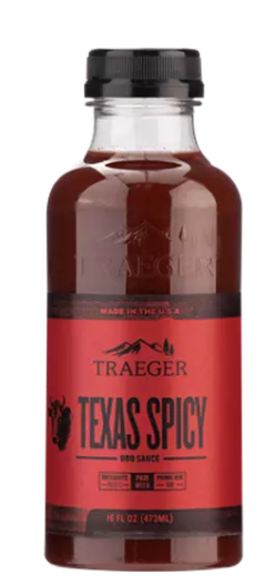 Traeger Texas Spicy Sauce 16oz
