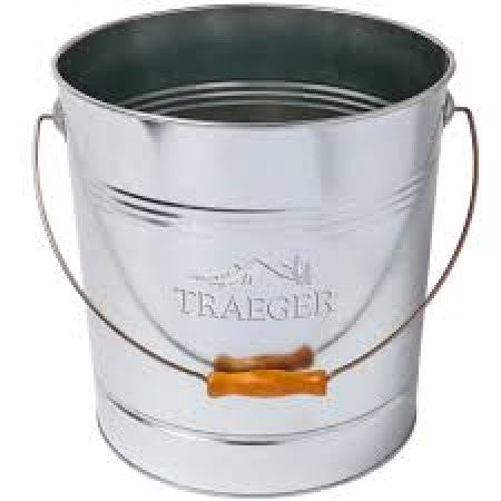 Traeger Pellet Metal Storage Bucket