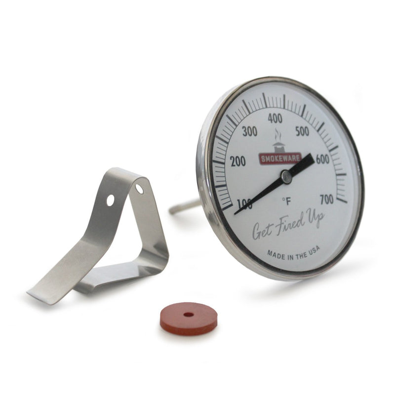 Smokeware TEMPERATURE GAUGE white