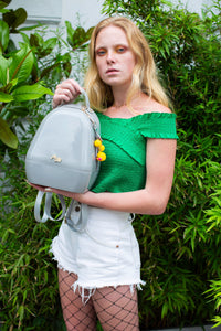 Annabelle Backpack - Gray