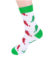 Fruity Grape Socks