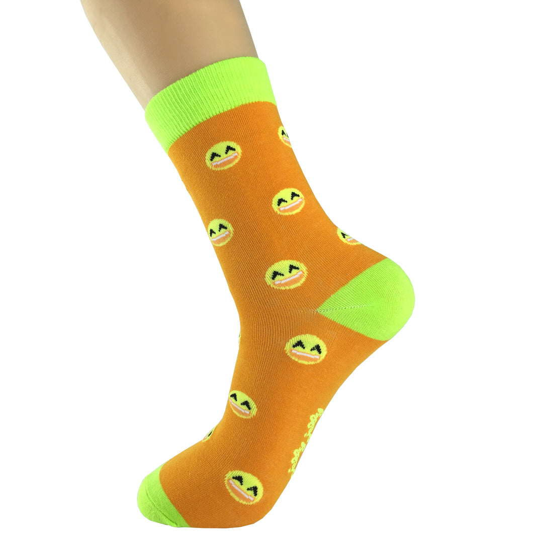 Emoji LOL Socks