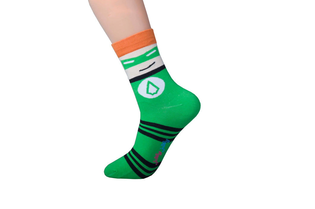 Superhero Series 5 Socks
