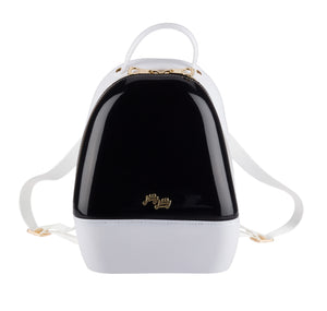 Annabelle Backpack - Black & White