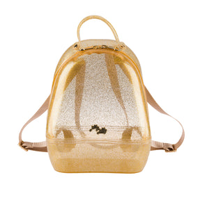 Annabelle Backpack - Sparkled Gold