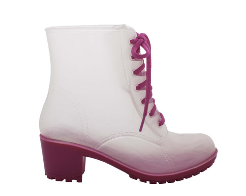 Daisy Boot - Pink Sole