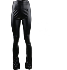 Lizzi Leather Flares