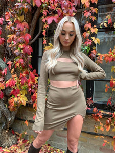 Latte 2 piece set