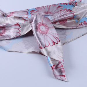 Tanika Silk Tie-up Top