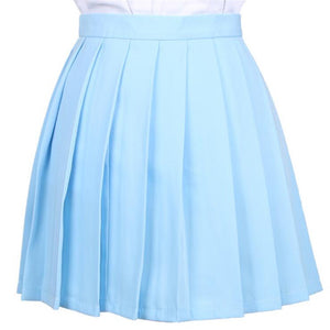 Tennis Skirt - Blue