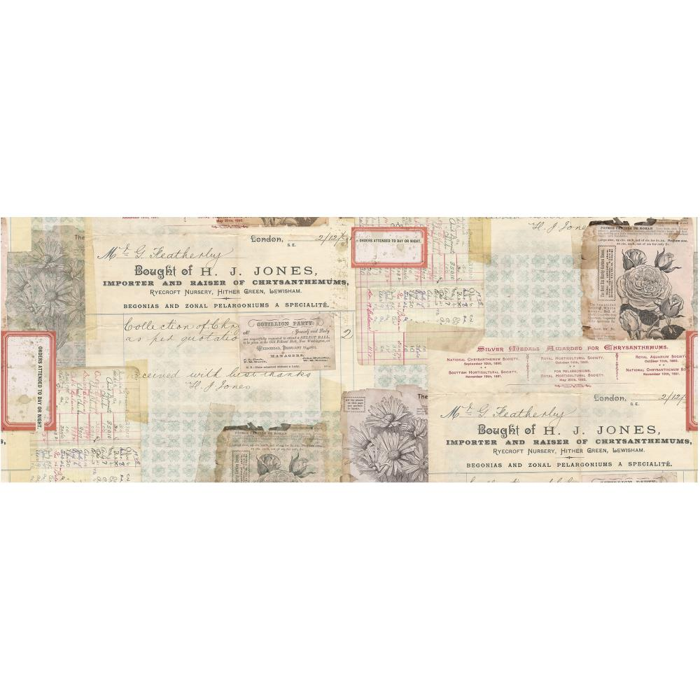 Tim Holtz Idea-Ology Document Collage Paper