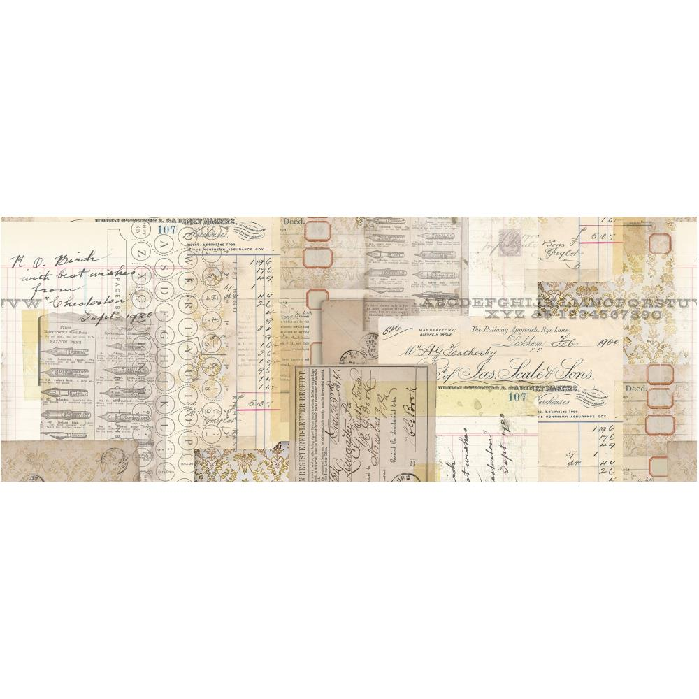 Tim Holtz Idea-Ology Typography Collage Paper