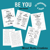 Be You Sentiment Pack
