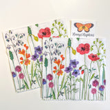 Meadow Flowers - Decoupage Napkins