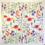 Meadow Flowers - Ninnys Napkins