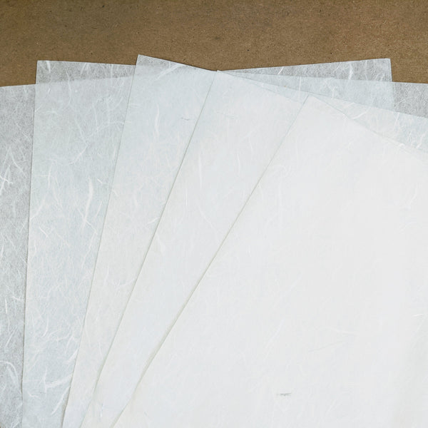 A4 White Rice Paper