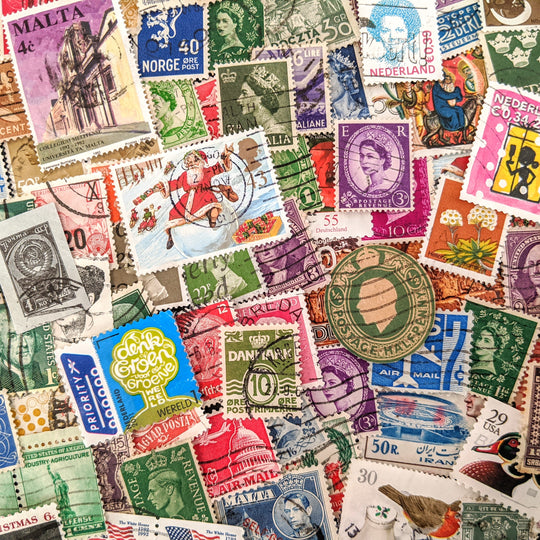 Stamps of the World