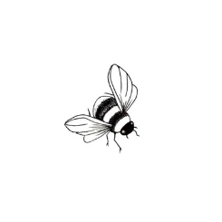 lavinia stamps mini bee