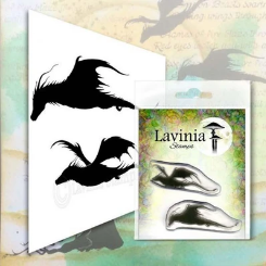 Lavinia Stamps Dragon Set