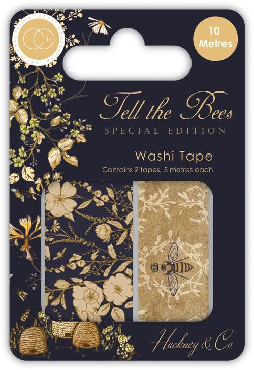 Craft Consortium Tell the Bees - Special Edition - Washi Tape