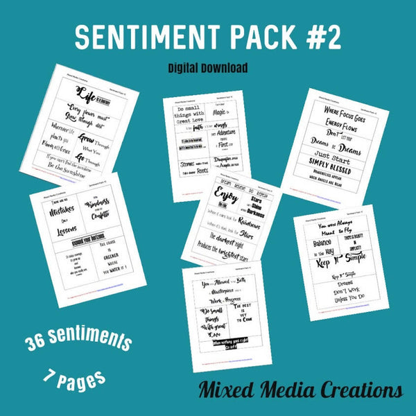 Sentiment Pack #2