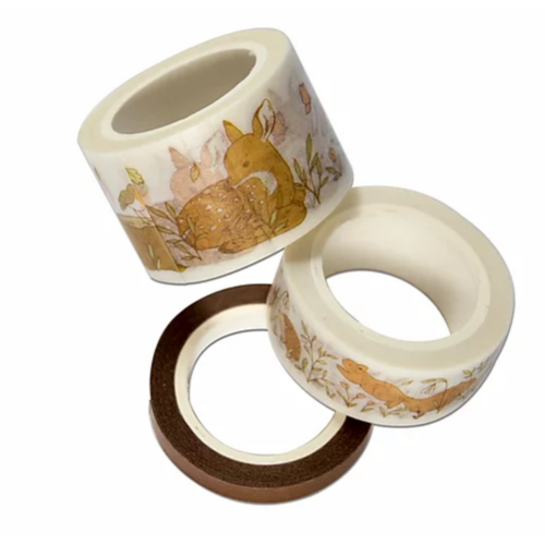 Craft Consortium Little Fawn and Friends Washi Tape