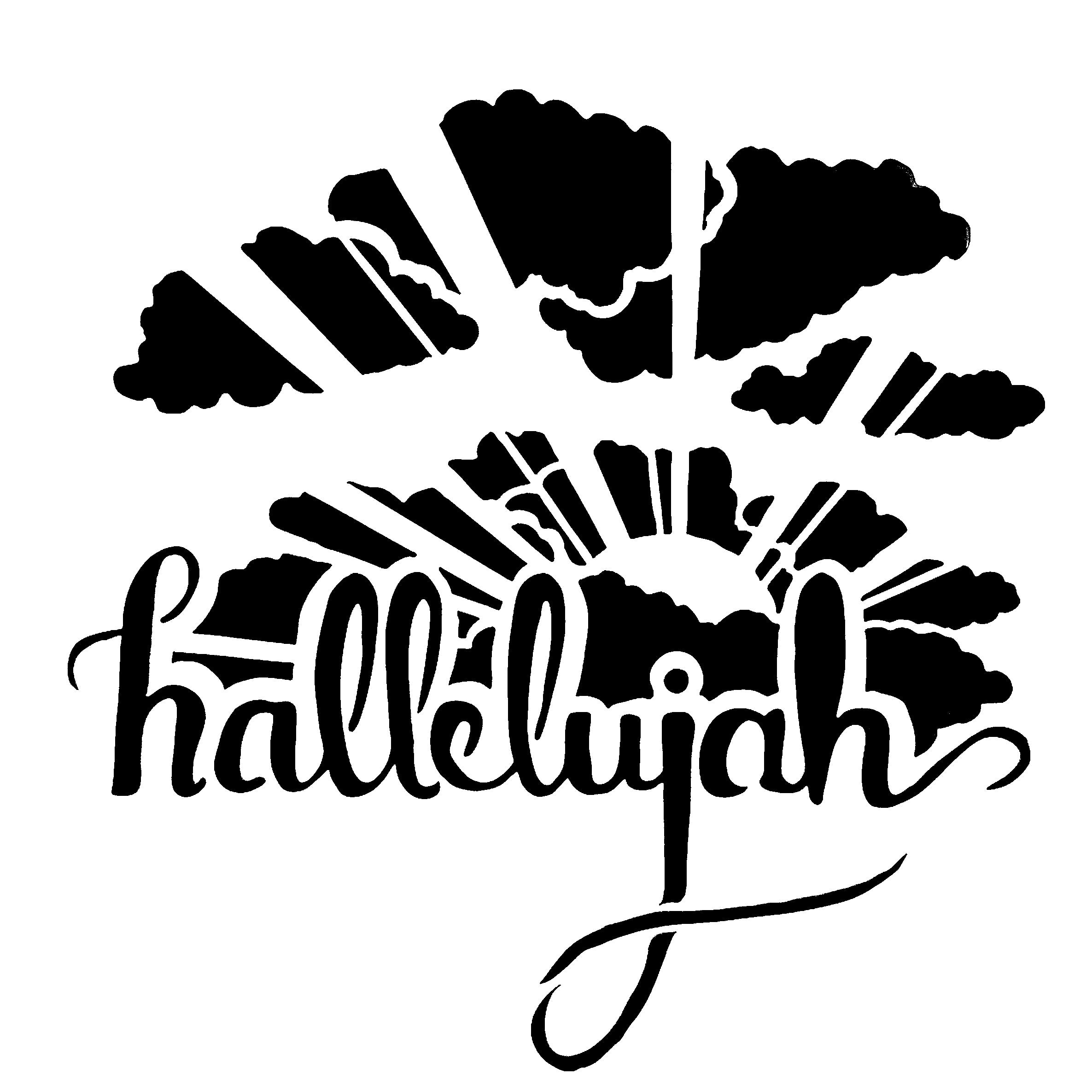 TCW The Crafters Workshop Hallelujah 6
