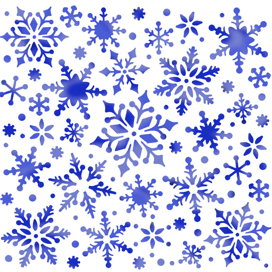 TCW The Crafters Workshop Snowflakes 6
